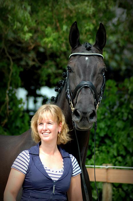 Suzanne Heemskerk paarden coach