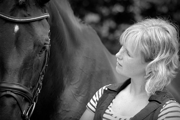 Suzanne Heemskerk paarden trainer